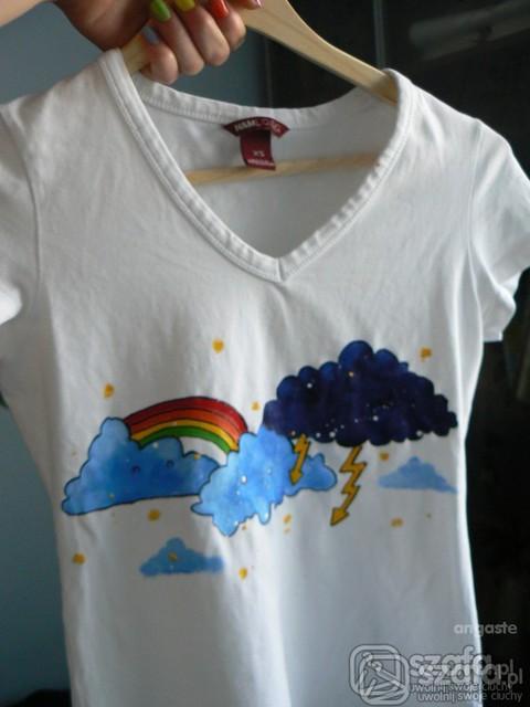 194b552be DIY - jak zrobić aplikację na koszulce? Farbki do tkanin? - Forum ...