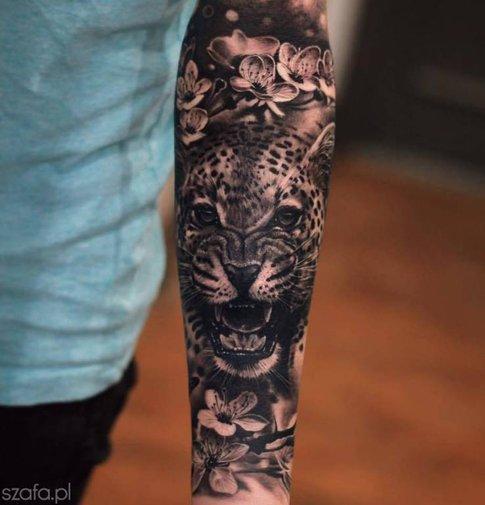 Tatuaż Na Udzie Forum Szafapl