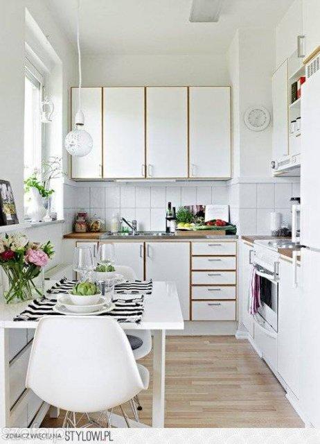 Jakie dodatki do biało szarej kuchni?  strona 4  Forum