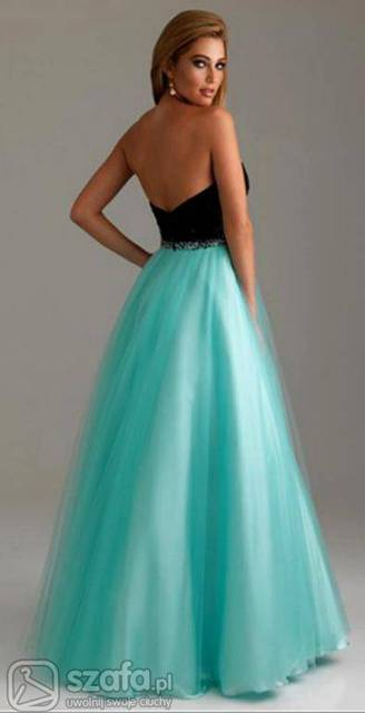 584419ace3 Długa Sukienka Na Wesele Allegro
