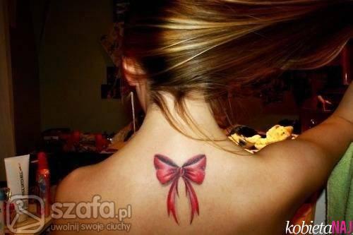 Tatuaż Kokardki Forum Szafapl