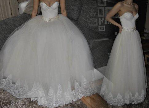 Suknia ślubna Za Ile Forum Szafapl