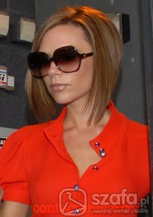 Fryzura Victoria Beckham Forum Szafapl