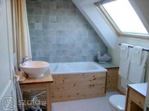 Bardzo Mała łazienka Na Poddaszu Forum Szafapl