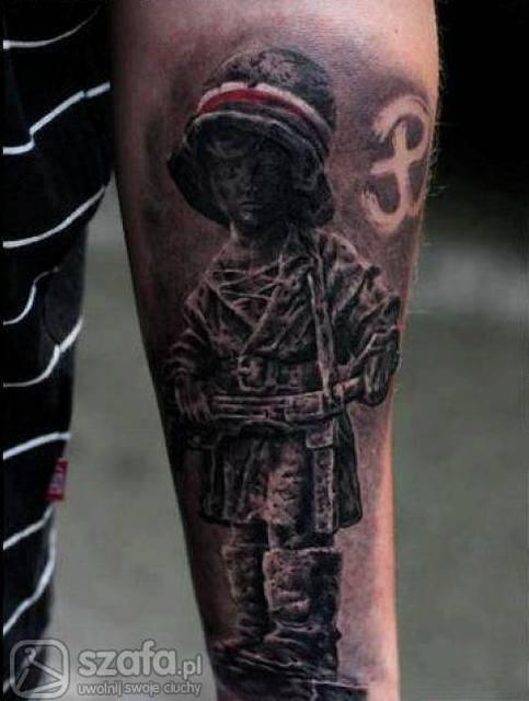 Patriotyczny Tatuaż Strona 2 Forum Szafapl
