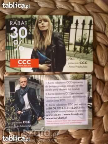 Karta Rabatowa Ccc Forum Szafa Pl