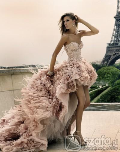 9f19d1f7d6 sukienka długa z tyłu