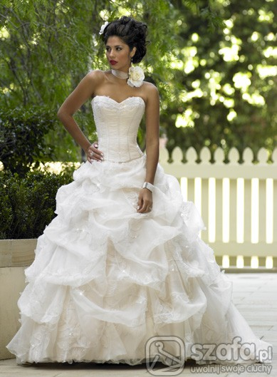 Suknia ślubna Nowa Używana Czy Wypożyczana Forum Szafapl
