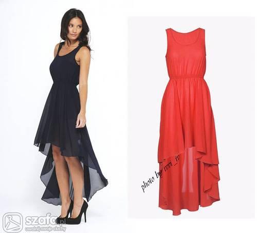 c1415fe2d0 asymetryczna sukienka h n  - Forum Szafa.pl