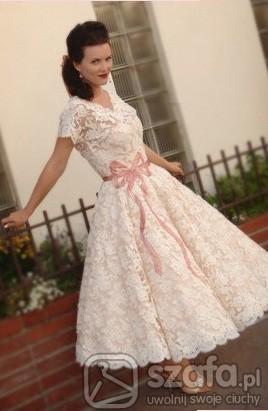 Suknia ślubna Retro Strona 7 Forum Szafapl