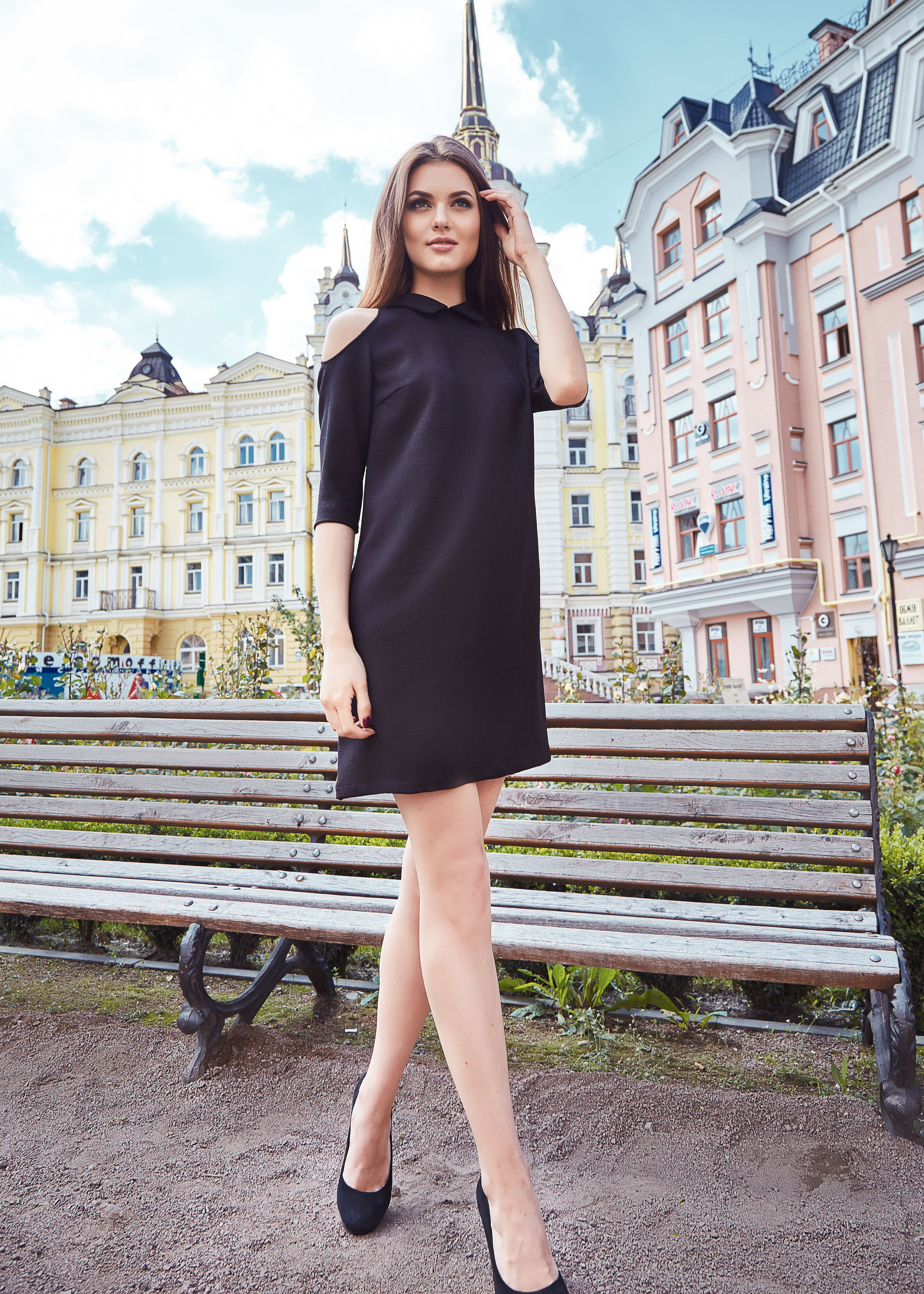 985d123241 Sukienki z wybiegów mody na jesień i zimę 2018 - porady na Szafa.pl