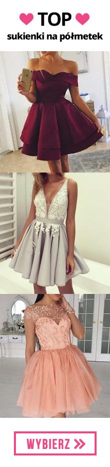 Szafa - sukienki na polmetek