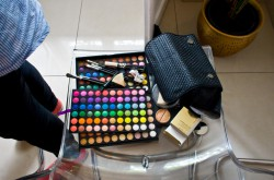 Praca&Pasja - makijaże
