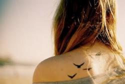 Tatuaż ♥!