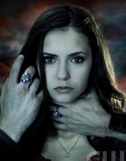 Pamietniki wampirow miłość