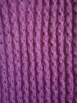Fioletowy wzór