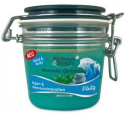 Peeling solny porównanie Stara Mydlarnia VS Wellnes&Beauty
