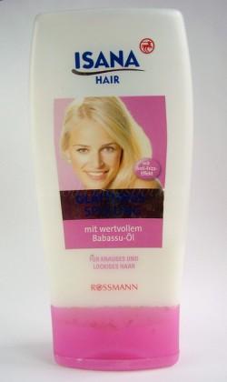 Rossmann, Isana Hair,odżywka wygładzająca włosy