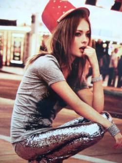Tregginsy Glitter Fashion