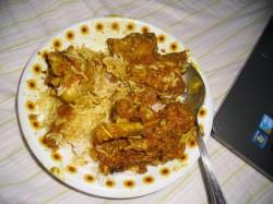 Vindalaaa indyjskie danie