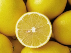 Lemon...lemon...lemon is on my mind!