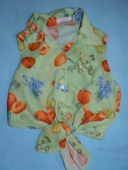 letnia bluzeczka