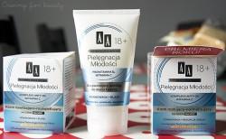 Kosmetyki AA Pielęgnacja Młodości +18