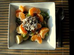 Moje śniadanie na detoksie ;-) 1 dn.