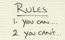 Zakładam bloga i... przestrzegam regulaminu ;)