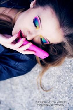 Zapraszam na sesję zdjęciową z makijażem! :)