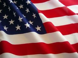 Flaga USA w modzie ...Hit czy Kit...