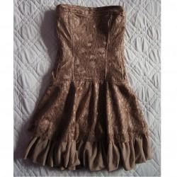 Koronkowa sukienka/ hot?