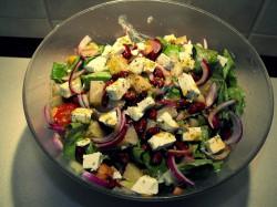 Mój obiad na detoksie dn. 1 ;-)