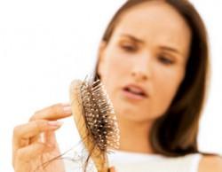 Wypadanie włosów - zapobieganie.