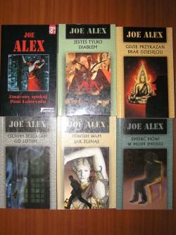Dobry kryminał JOE ALEX
