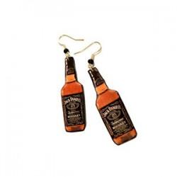 kolczyki Jack Daniels -  KONKURSOWO