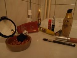 Moja kosmetyczka .