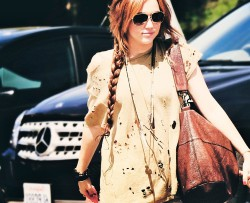 Miley Cyrus. Style.