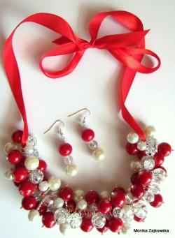 Bogaty biało - czerwony