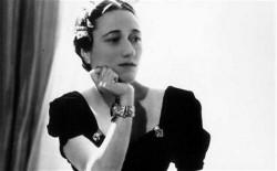 Stylizacja a la Wallis Simpson