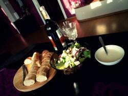 Pomysł na śniadanie i kolację we dwoje :)