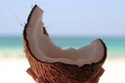 Peelig kokos z wanilią