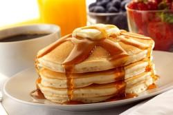 Pancakes (amerykańskie naleśniki)