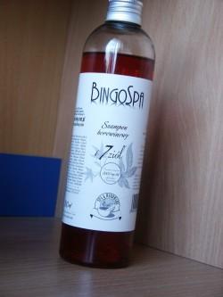 BingoSpa szampon borowinowy i 7 ziół