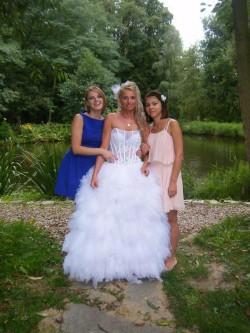 na przyjęcie weselne