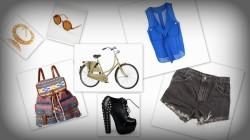 bryle, rower, plecak- na kraniec świata i dalej!