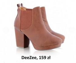 ankle boots - trudny wybór.