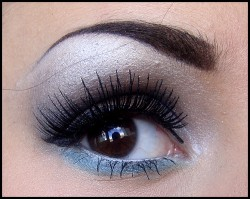 Mam asymetryczne oczy;(