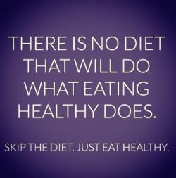 EAT HEALTHY !