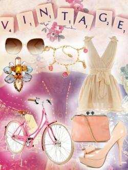 Be Monochromatic Romantic Vintage